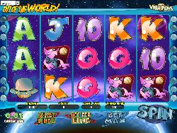 Out-of-this-world slot