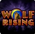 Wolf-Rising online slot machine