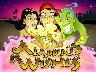 Alandins-wishes mobile slotgame for all devices