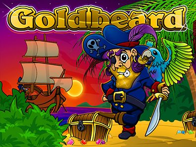 Goldbeard mobile slotgame for all devices