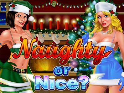 Naughty-or-nice mobile slotgame for all devices