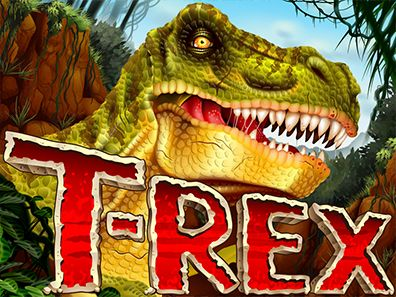 TRex mobile slotgame for all devices