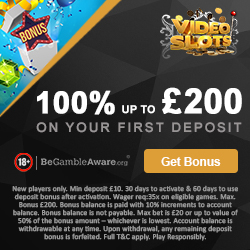 100% up to € 200 sign-up bonus